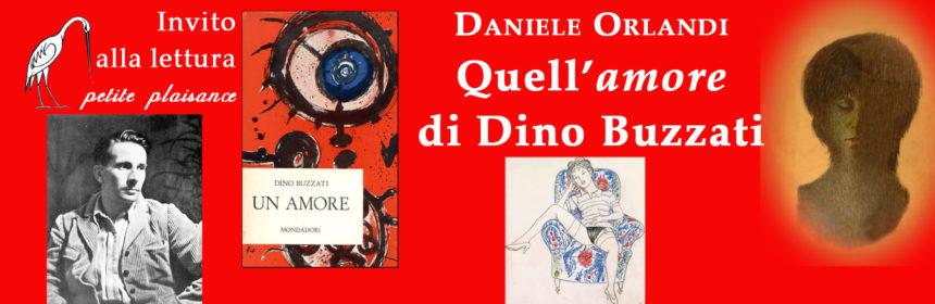 Dino Buzzati - Un amore