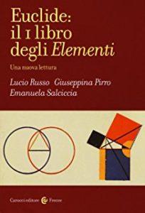 Euclide, il primo libro degli Elementi