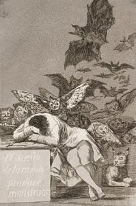 231px-Francisco_José_de_Goya_y_Lucientes_-_The_sleep_of_reason_produces_monsters_(No._43),_from_Los_Caprichos_-_Google_Art_Project