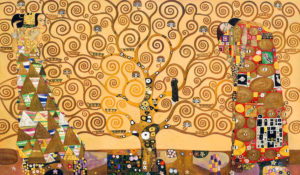 Gustav Klimt, L'albero della vita, 1905-1909)