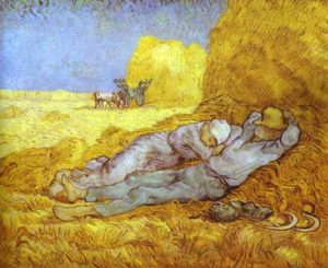 vincent-van-gogh-noon-rest-after-millet-saint-remy1