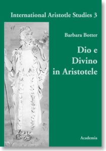 Dio e Divino in Aristotele