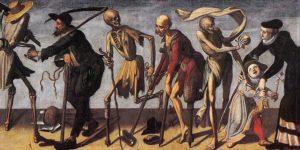Jakob von Wyl (1586-1619), Danza macabra