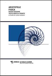 Aristotele, Fisica. Nuova edizione