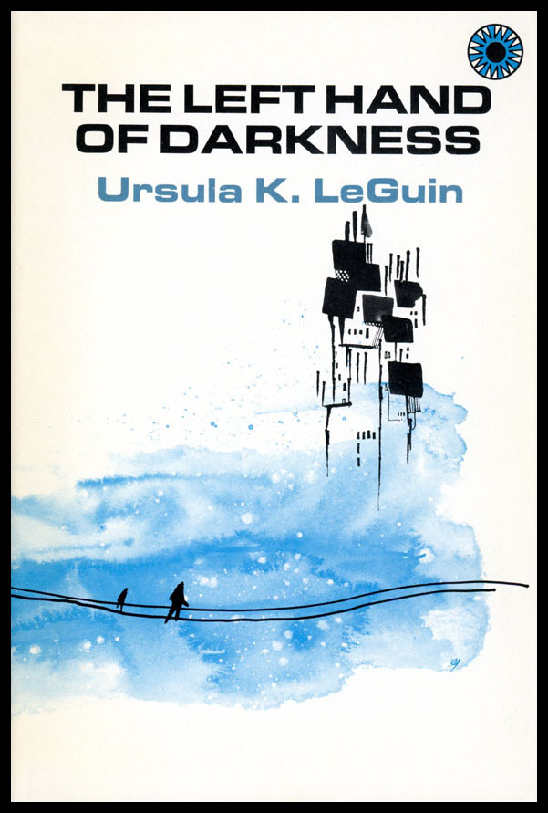 an analysis of the left hand of darkness a novel by ursula leguin In ursula leguin's, the left hand of darkness, the gethenian world is like any other world except for the fact that its people lack gender but instead possess a.