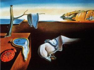 xxSalvatdor Dalì, La persistenza della memoria, 1931
