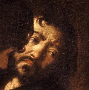 Caravaggio nel martirio