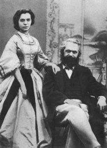 Jenny e Karl Marx