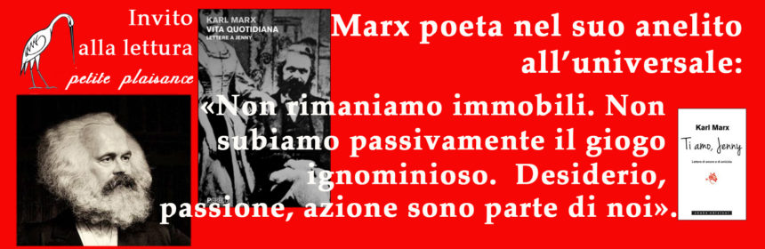 Karl Marx poeta