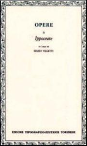 Opere di Ippocrate, UTET
