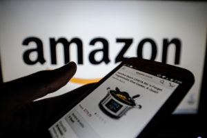 Mandatory Credit: Photo by Newscast/REX/Shutterstock (5840707pt) the website of Amazon VARIOUS