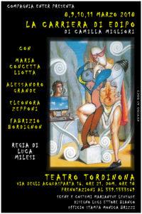 Teatro Tordinona - La Carriera di Edipo
