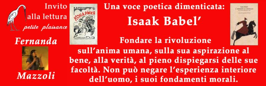 Isaak Babel'