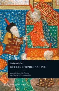 Dell'interpretazione di Aristotele