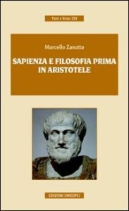Sapienza e filosofia prima in Aristotele