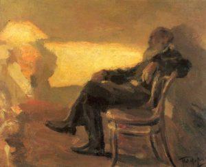 Leonid_Pasternak, Tolstoy