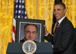 Obama-Marchionne