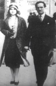 Con Georgette a Parigi