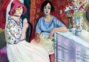 H. Matisse, amicizia