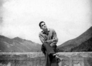 Javier Heraud in un viaggio fatto nella città di Huánuco