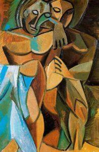 Pablo Picasso, Amicizia, 1908