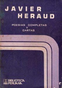 Poesías completas y Cartas