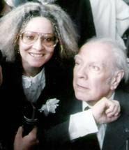 Marcella Continanza e Jorge Luis Borges