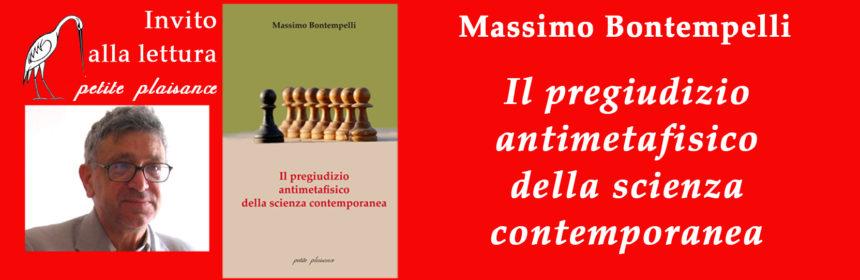Massimo Bontempelli_pregiudizio antimetafisico