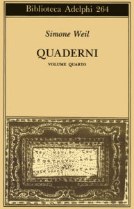Quaderni, Vol IV