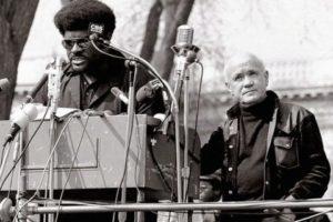 Jean Genet a sostegno dei Black Panthers