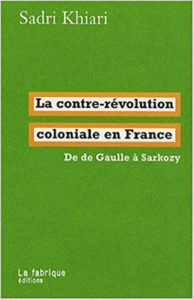 La contre-révolution coloniale en France