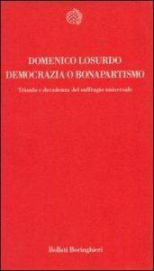 Democrazia o bonapartismo