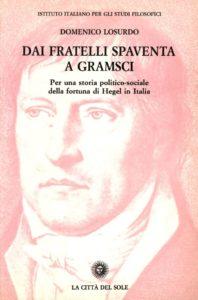 Dai Ffatelli Spaventa a Gramsci
