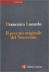 2007 - Il peccato orginakle del Novecento