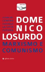 2018 - Marxismo e comunismo