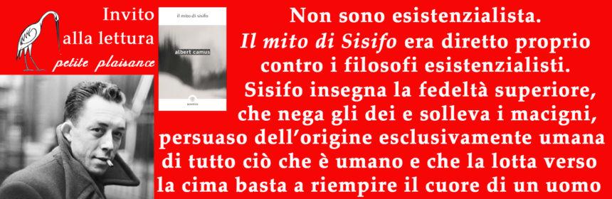 Albert Camus_Il mito di Sisifo