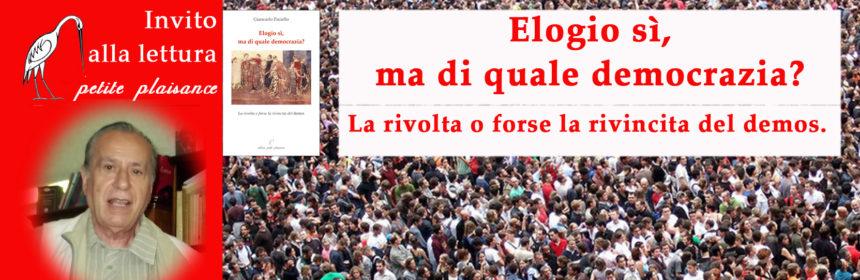 Giancarlo Paciello–Elogio
