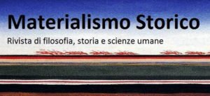 Materialismo storico