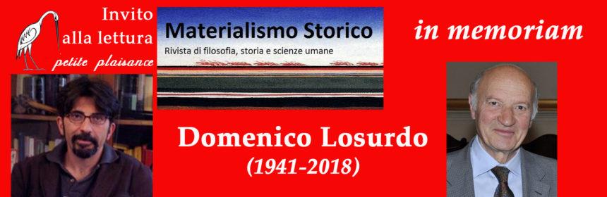 Stefano Azzarà - Domenico Losurdo