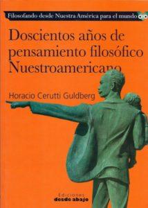 Doscientos anos de pensiamento filòsofico Nuetroamericano