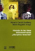Historia de las ideas latinoamericanas. discopina fenecida