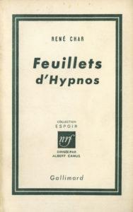Les feuillets d'Hypnos