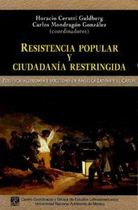 Resistencia popular y ciudadanìa restringida