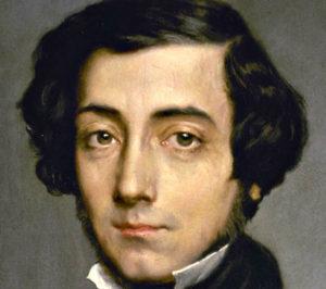 Tocqueville ritratto da Théodore Chassériau
