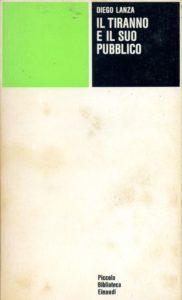 1977 Il tiranno e il suo pubblico