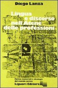 1979 Lingua e discorso nell'Atene delle Professioni