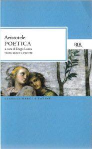 2009 Aristotele, Poetica