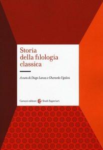 2016 Storia della filologia classica