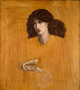 Dante Gabriel Rossetti - La Donna della finestra