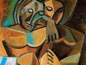 Picasso, Amicizia, 1908
